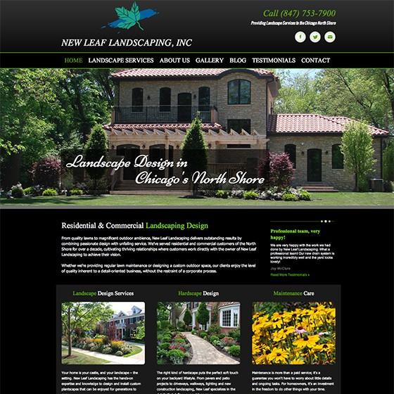 New Leaf Landscaping - New Leaf Landscaping - AIS, Inc